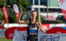 Filip Rak biega za marzeniami. We wrześniu został mistrzem Polski, ale chce więcej! 2