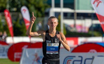 Filip Rak biega za marzeniami. We wrześniu został mistrzem Polski, ale chce więcej! 3