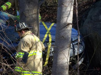 Constitution & Ivy Brook Extrication