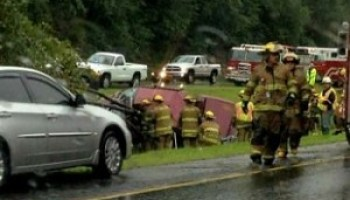 Third Route 8 accident in 24 hours – Echo Hose Hook & Ladder