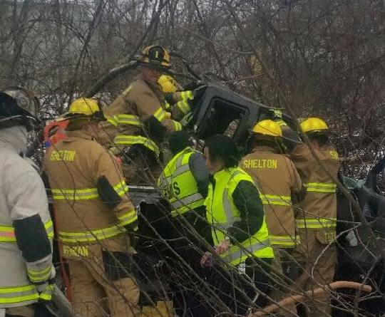 Route 8 Extrication – 1/26/15