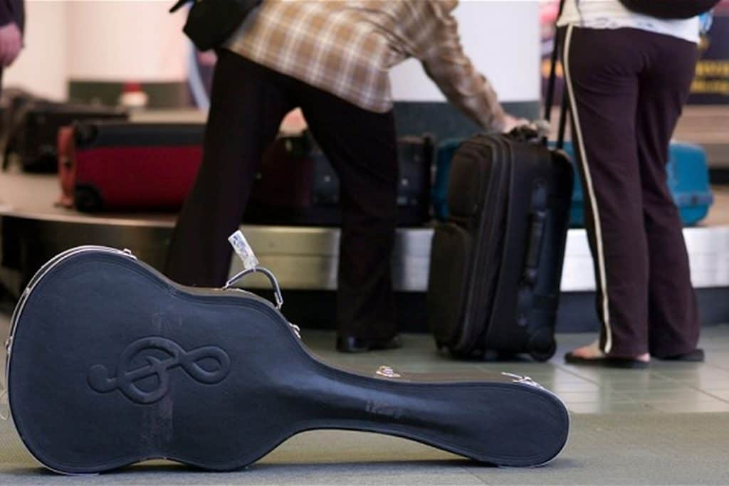 Musical Instrument Carry On Law for Air Travel