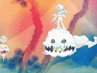 Kanye West Kid Cudi - Kids See Ghosts
