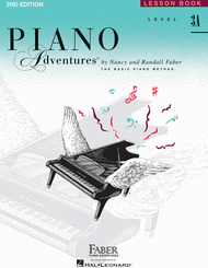Nancy Faber, Randall Faber - Piano Adventures Level 3A - Lesson Book