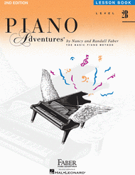 Randall Faber - Piano Adventures Level 2B - Lesson Book