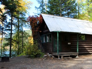 echo lake resort cabin two photo gallery