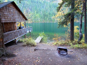 Echo Lake Resort Cabin Three Photo Gallery