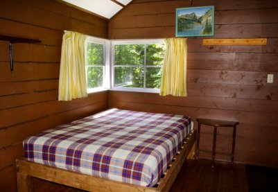 Cabin 7 Bed