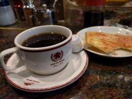早上不可或缺的咖啡