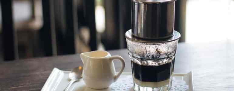 Préparer un café vietnamien en 7 étapes