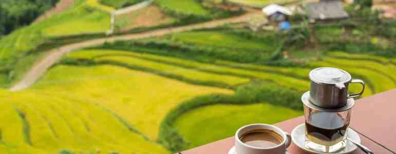 Découvrez le café vietnamien !