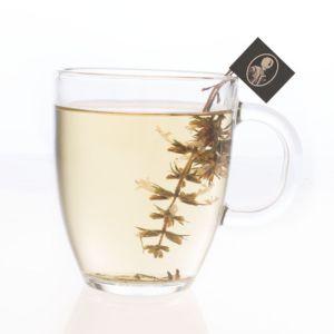 boite thé le benefique sans plastique, tige infusée