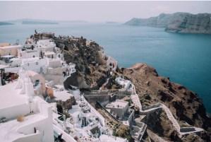 paysage grece, plantes potager inspiration grèce