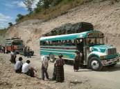 Guatemala_Transports entre deux communautés©PWS2009