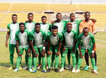 King Faisal 300x221 - 'Our players are not up to standard' – King Faisal CEO declares
