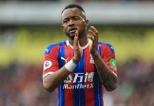 Crystal Palace forward Jordan Ayew - Sports