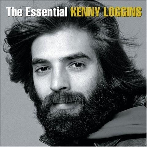 Kenny Loggins Album Cover