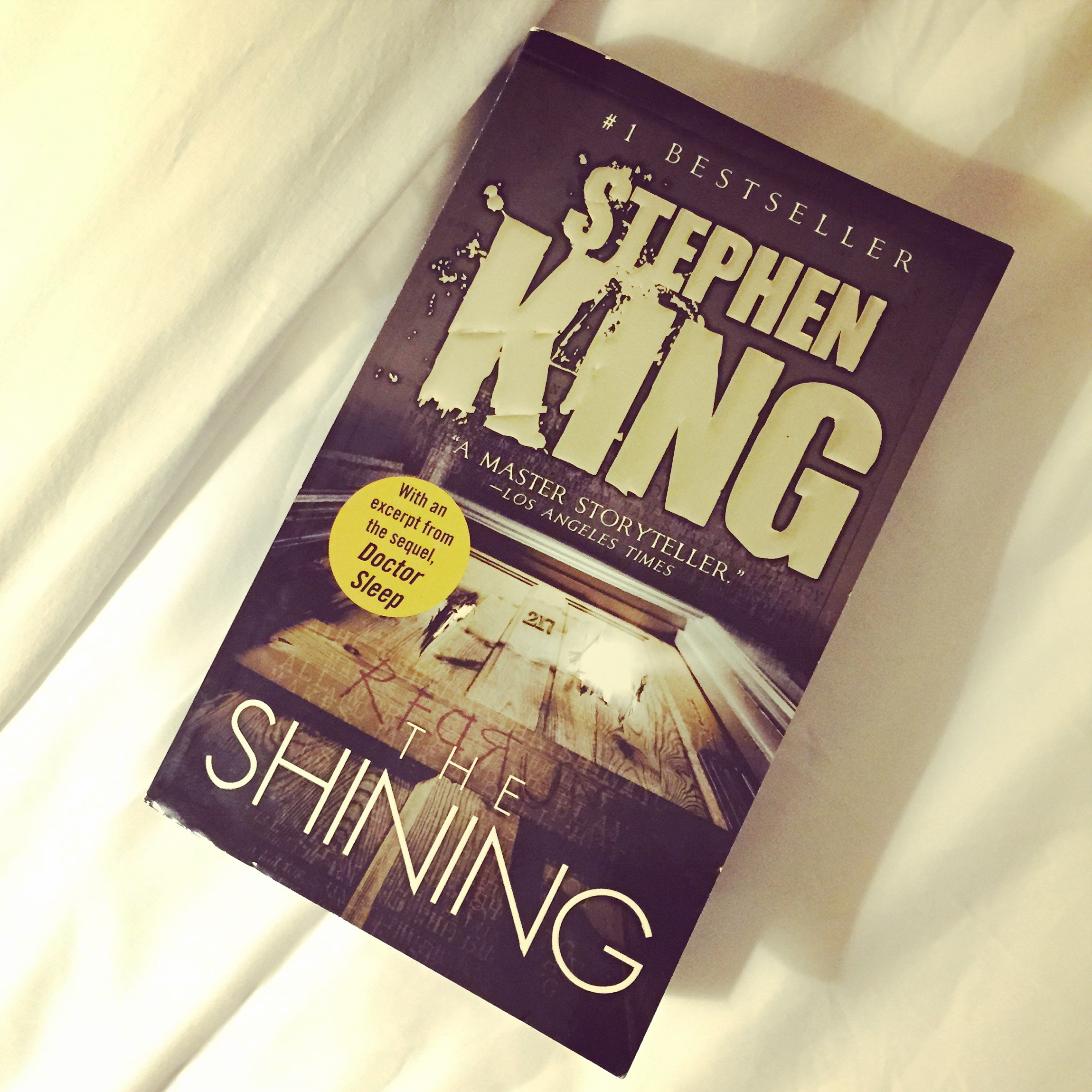 Book Review The Shining By Stephen King HauteThought