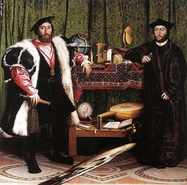holbein-ambassadors-1533