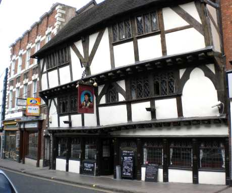 The Kings Head Shrewsbury