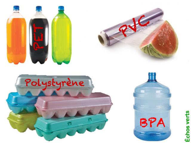 4 Plastiques dangereux- échos verts