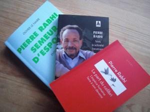 Livres de Pierre Rabhi- échos verts
