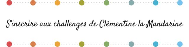 Bonne résolution 2015- challenge green glam clémentine