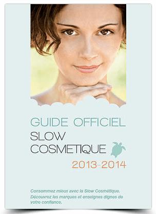 Guide officiel slow cosmétique