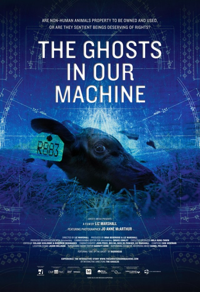 The ghosts in our machine Jo-Anne McArthur film