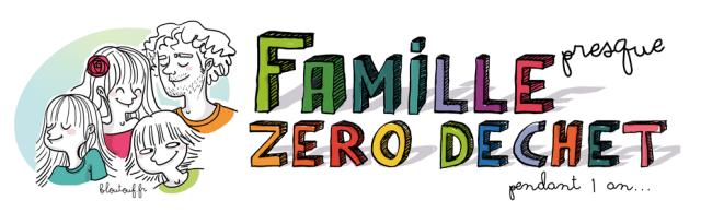 Famille presque zéro déchet blog
