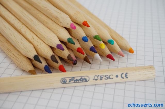 crayons de couleurs écologiques echosverts.com