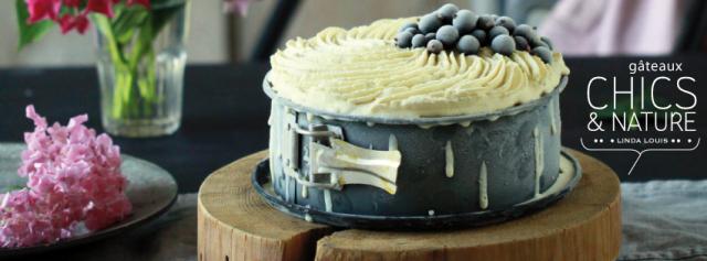 Gâteaux Chics et nature Linda Louis La Plage