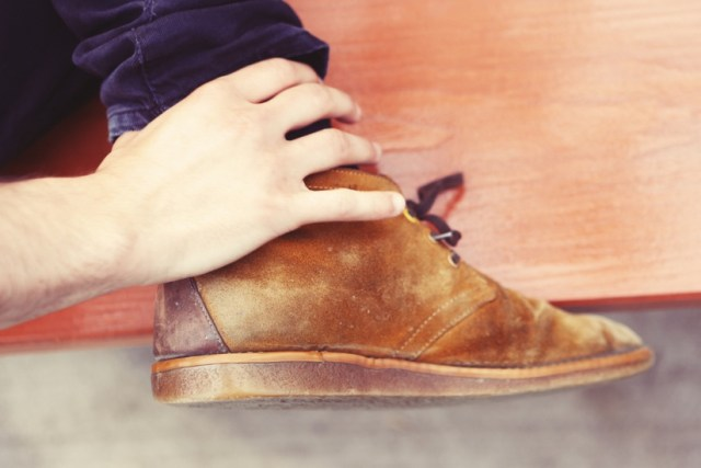 Chaussures source pexels