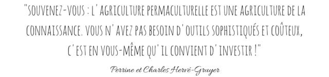 Citation Hervé-Gruyer Permaculture echosverts.com
