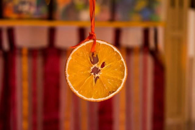 Orange PIXABAY