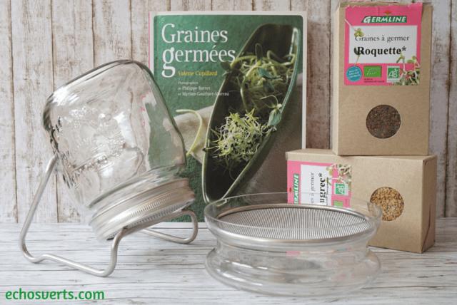 Germoirs verre sans plastique graines germées echosverts.com