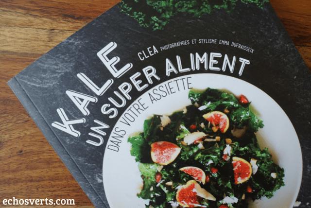 Kale super aliment Cléa livre