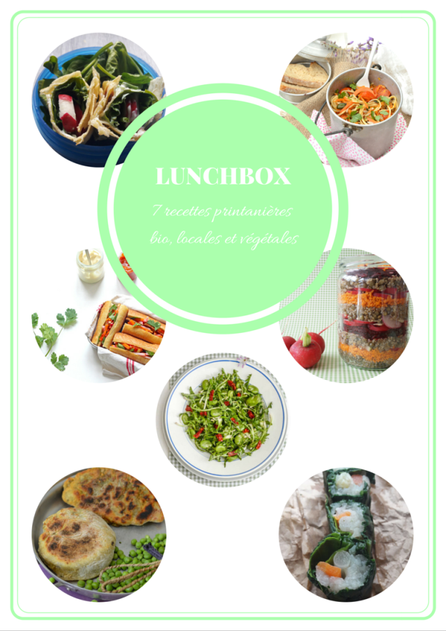 EBOOK- lunchbox vegane