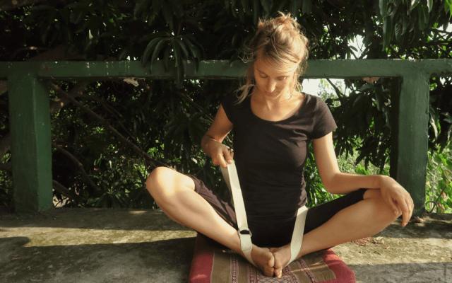 Yoga sangle