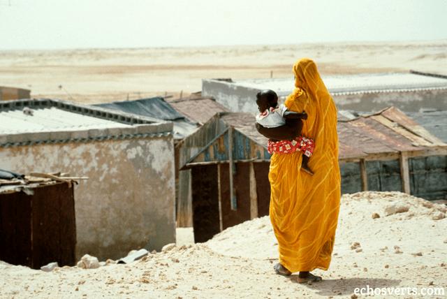Imraguen Banc d'Arguin Mauritanie echosverts.com