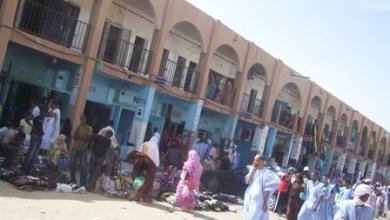 صورة شجار بين زوجة وزير مقال تحاملت على النظام  وسيدة  مناصرة في سوق العاصمة
