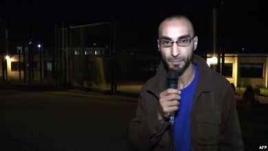 """صورة الإفراج عن  """"فيصل شفو""""  المتهم الوحيد بتفجيرات بروكسل"""
