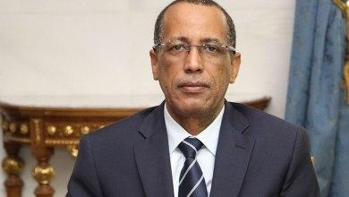 صورة حداد رسمي ثلاثة أيام بعد وفاة وزير التجهيز والنقل محمد ولد خونة