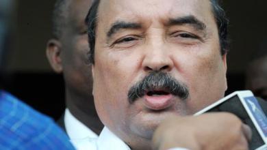 صورة أنباء عن إقالة حكومة ولد حدمين و الحديث عن تكليف وزير أول جديد بتشكيل الحكومة