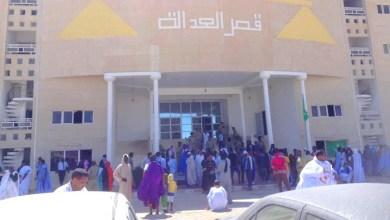 صورة محكمة الاستئناف  بنواذيبــو تؤكد الحكم بإعدام ولد امخيطير كاتب المقال المسيئ