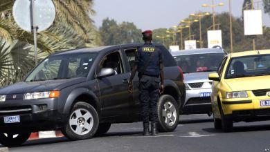 """صورة دكار : إعتقــال رجل الأعمال """" عبد الله ولد أحمياده """" بتهمة حيازة جواز مغربي مـزور"""