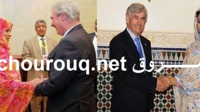 صورة وزيرتين في الحكومة الحالية تتحديان الدين و تقاليد المجتمع الموريتاني (صــورة)