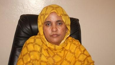 صورة موريتانيا في لجنة مناهضة التمييز ضد المرأة لأول مرة