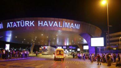صورة تركيا : خمسون قتيلا و88 مصابا في تفجيرات إنتحارية بمطار أتاتورك الدولي