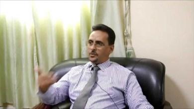 صورة فضيحة / الأمين العام لوزارة الصحة يعين نفسه رئيسا للبعثة الطبية المرافقة للحجاج رغم أن لا علاقة له بالطب